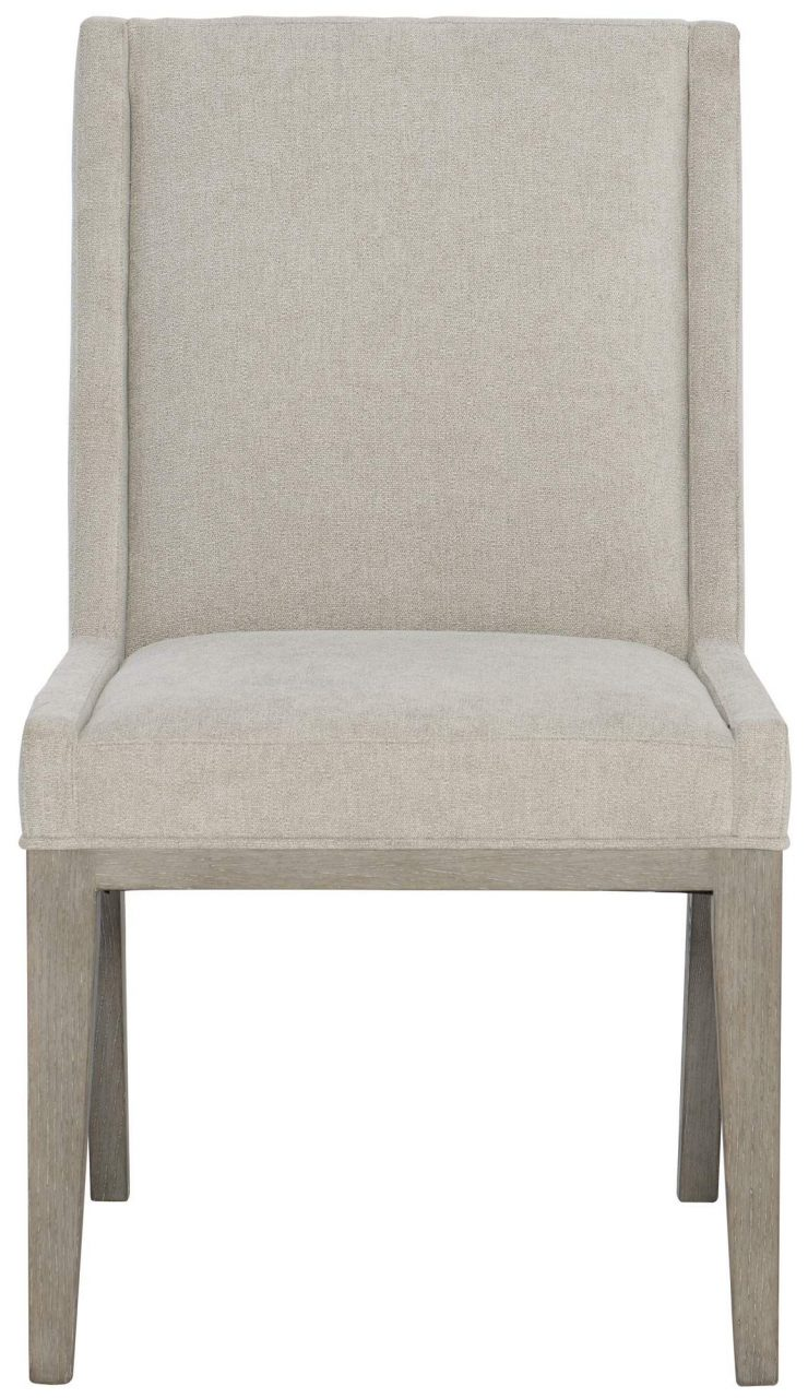 Upholstered Side Chair Bernhardt Furniture Dining Chairs