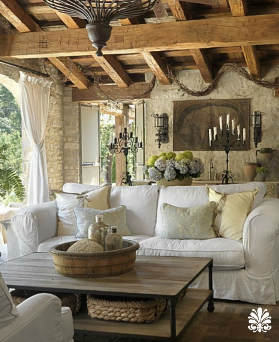 Vintage French Soul Inspiring Diy French Country Decor Ideas 47