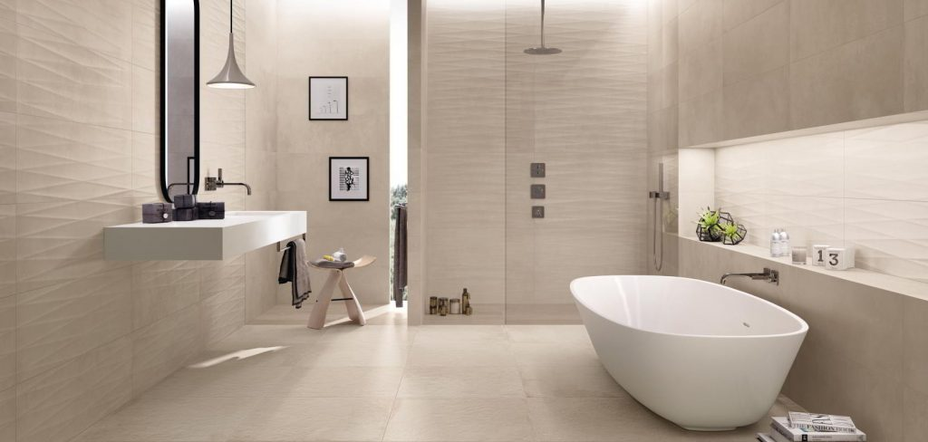 Wall Floor Bathroom Ceramic Tiles Italian Design Supergres