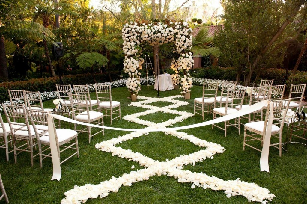 Wedding Ideas Wedding Aisle Decorations Outside The Important