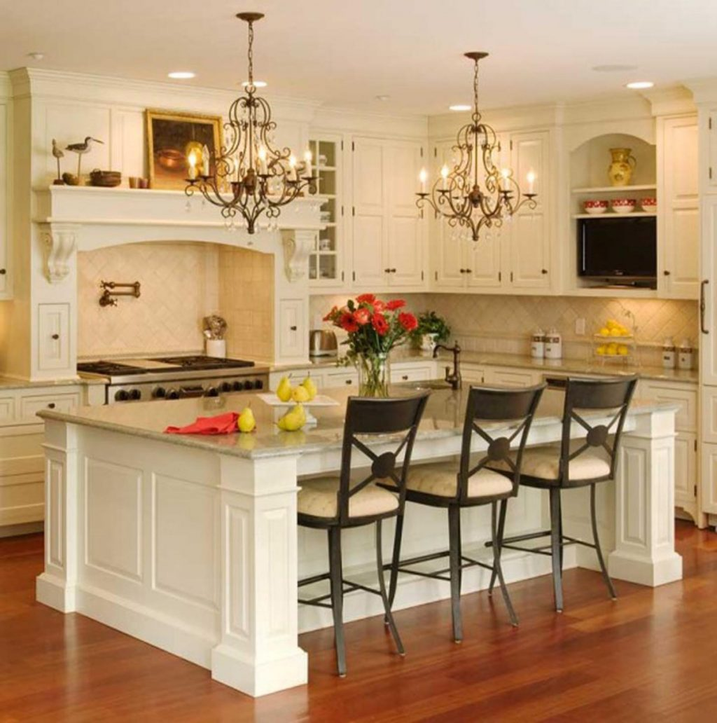 Western Kitchen Island Lightingcountry Western Kitchen Design With
