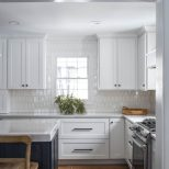 White Cabinets With Black Hardware Lovely Lucky Life