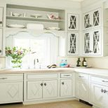 White Kitchen Cabinets Handles With Black Hardware Cabinet Baneproject