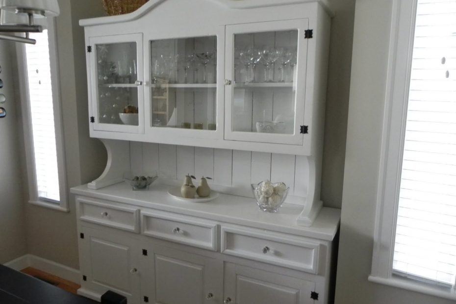 White Kitchen Hutch And Buffet Ideas The New Way Home Decor