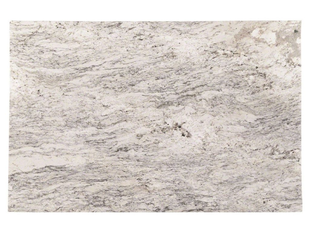 White Valley Granite Slab Countertops White Granite Kitchen
