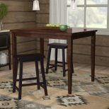 Winston Porter Oates Counter Height Dining Table Reviews Wayfair