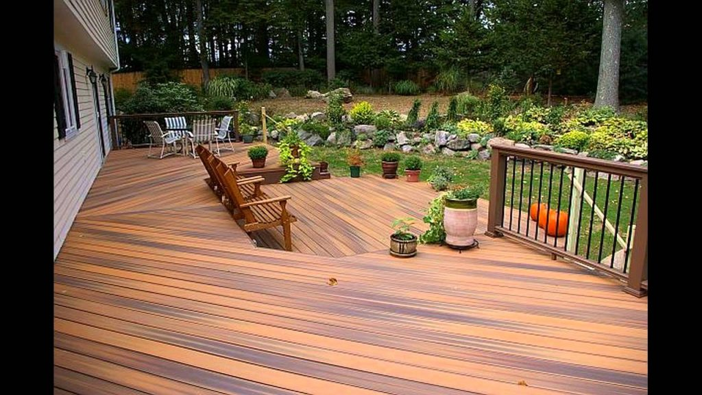 Wood Deck Stain Colors Youtube