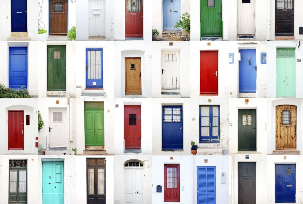 Your Front Door Color Reveals More About You Than Youd Think