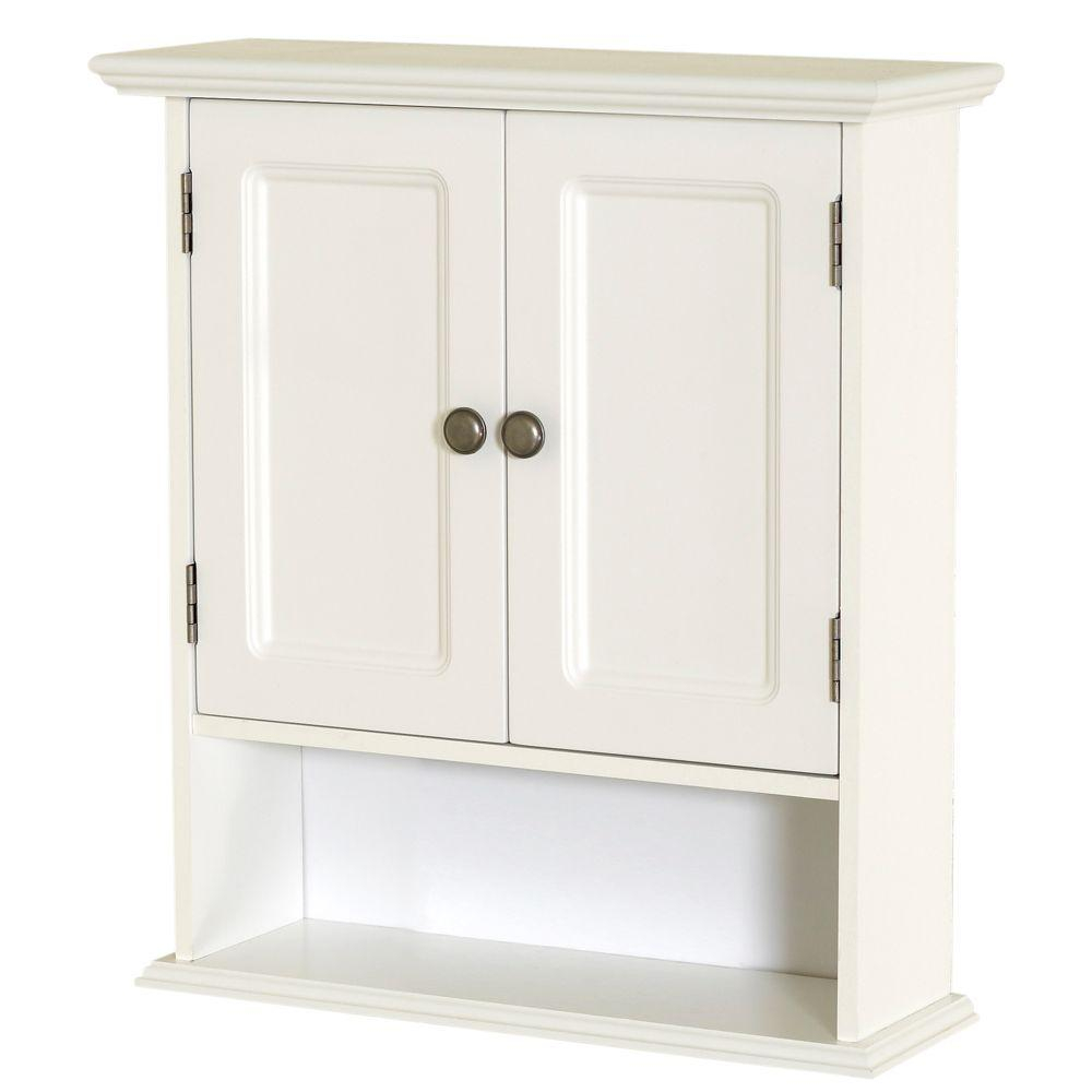 Zenna Home Collette 21 12 In W X 24 In H X 7 In D Bathroom