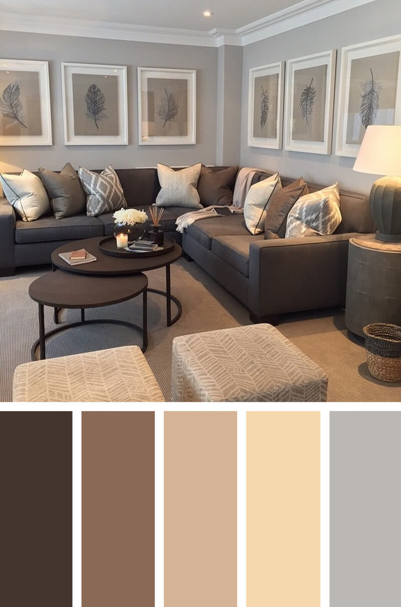 Small Living Room Color Schemes Layjao