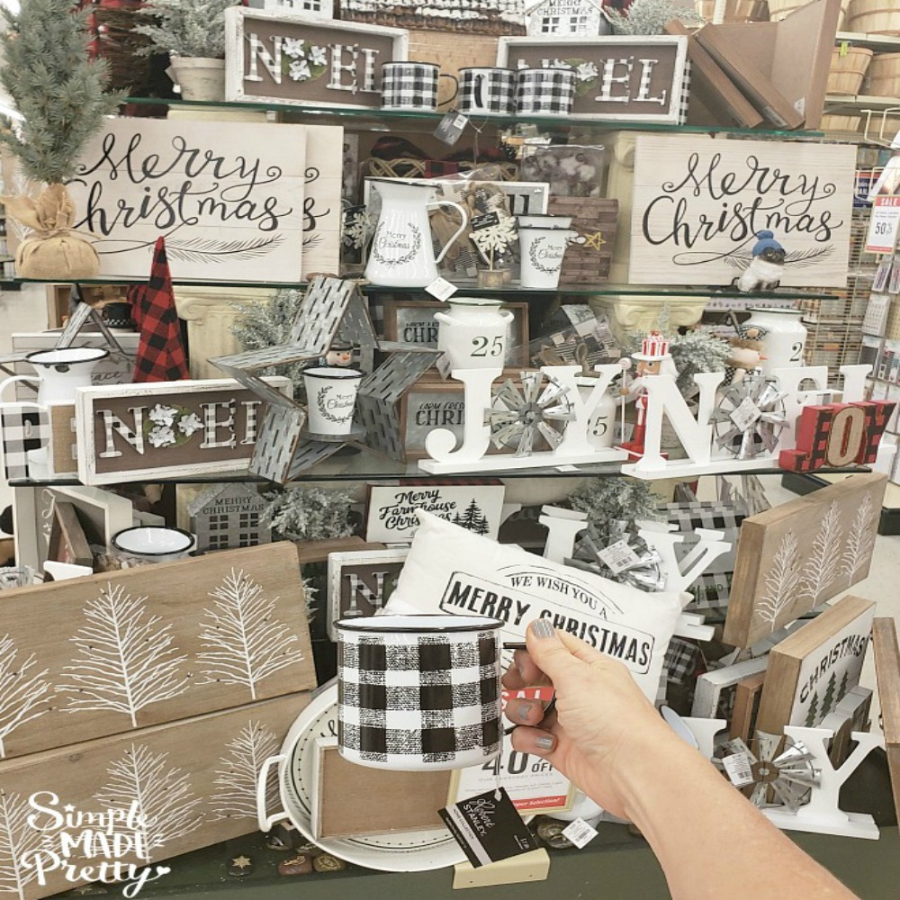 12 Hob Lob Christmas Decorations Thatll Update Your Home In