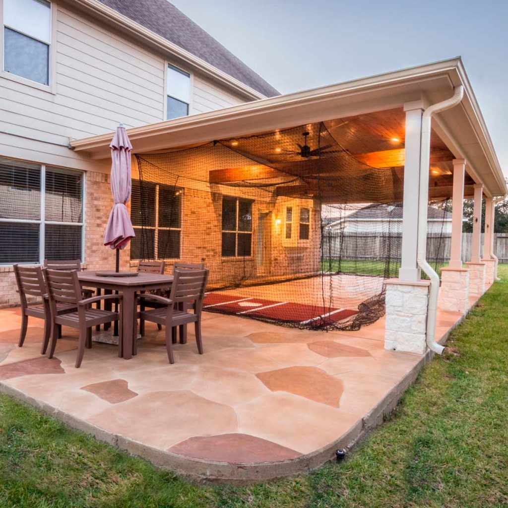 12 Stamped Concrete Patio Ideas We Love Family Handyman