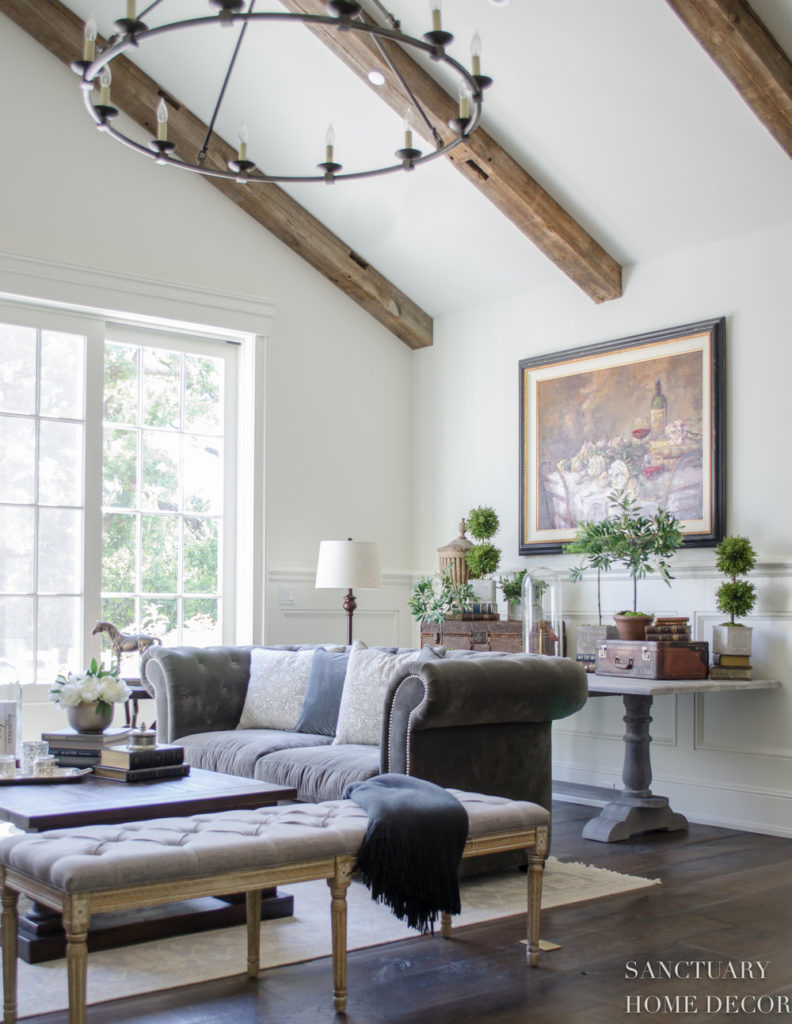 12 Ways To Use Reclaimed Wood In Your Home Sanctuary Home Decor