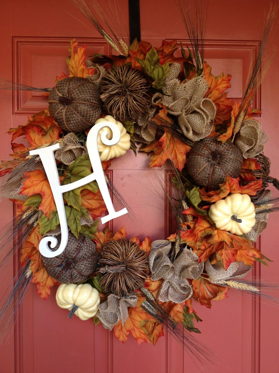 15 Fall Decor Ideas Lets Get Crafty Fall Wreaths Fall Decor