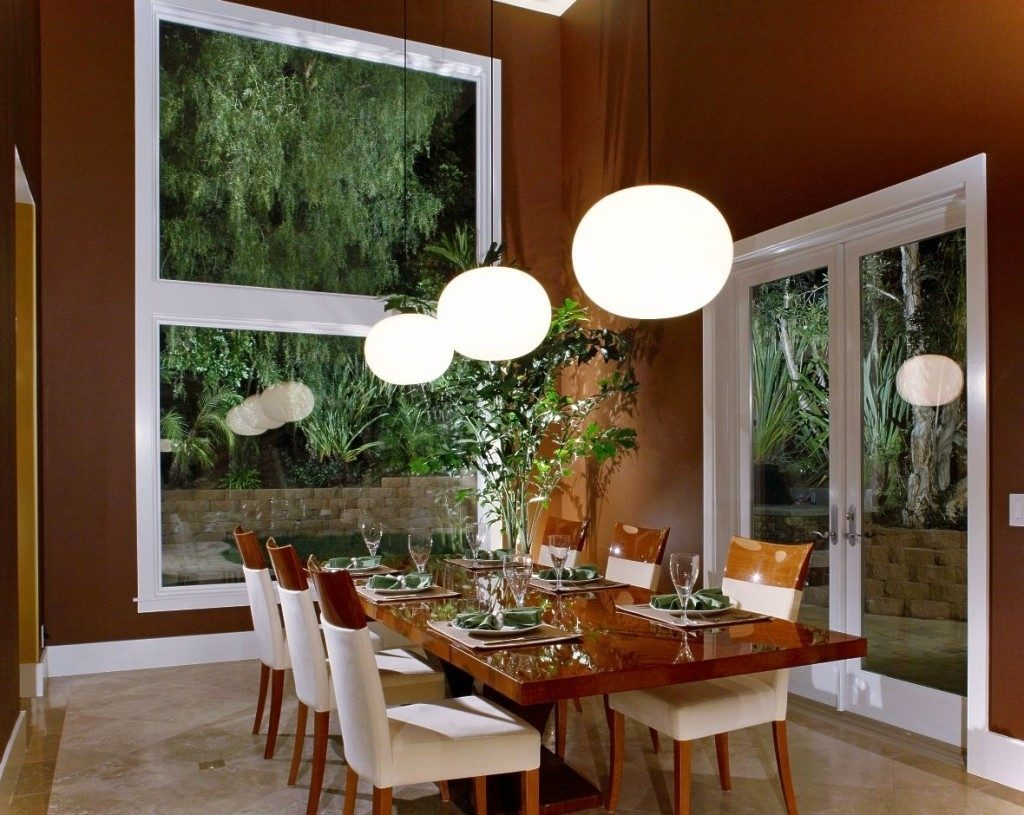 15 Sophisticated Modern Dining Room Lighting Ideas Home Loof