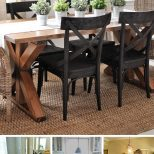 17 Best Rustic Diy Farmhouse Table Ideas And Designs For 2019