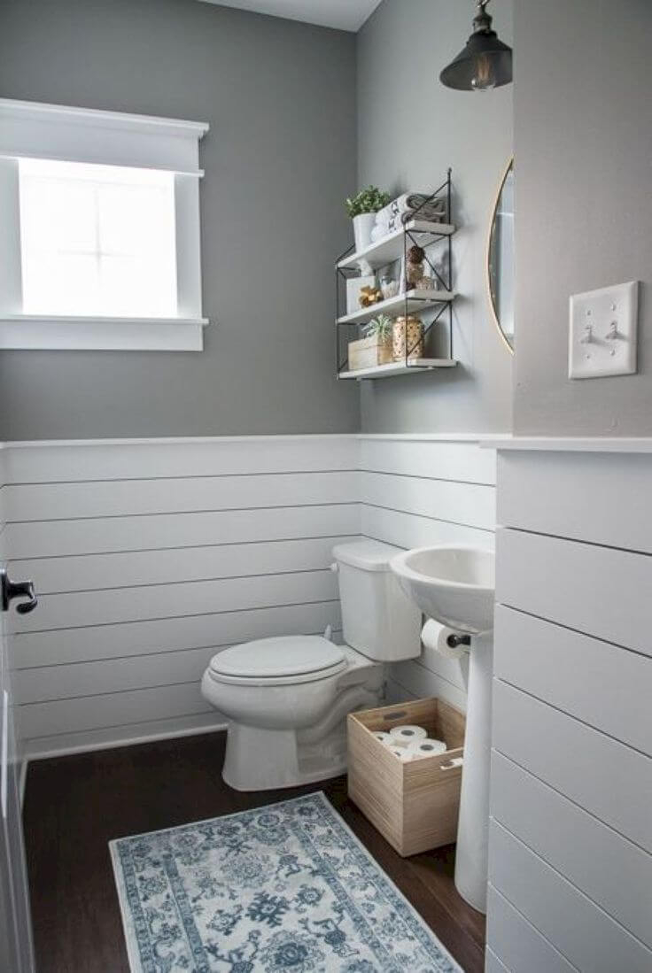 18 Best Powder Room Ideas And Designs For 2019