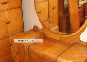 Antique Bedroom Furniture From 1930