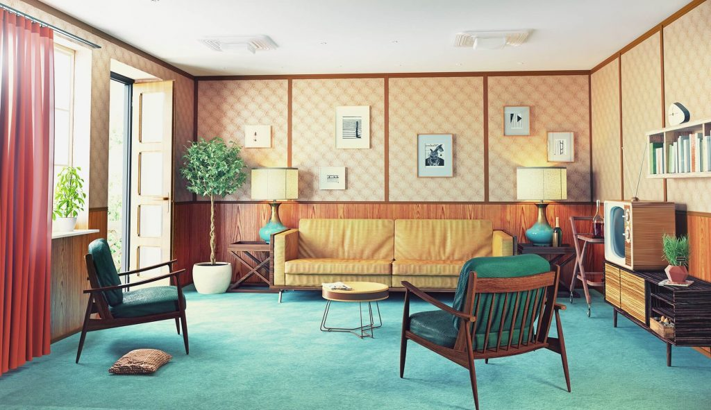 1970s Furniture Design The Ultimate Guide Nonagonstyle