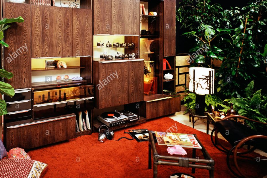 1970s Living Room Stock Photos 1970s Living Room Stock Images Alamy