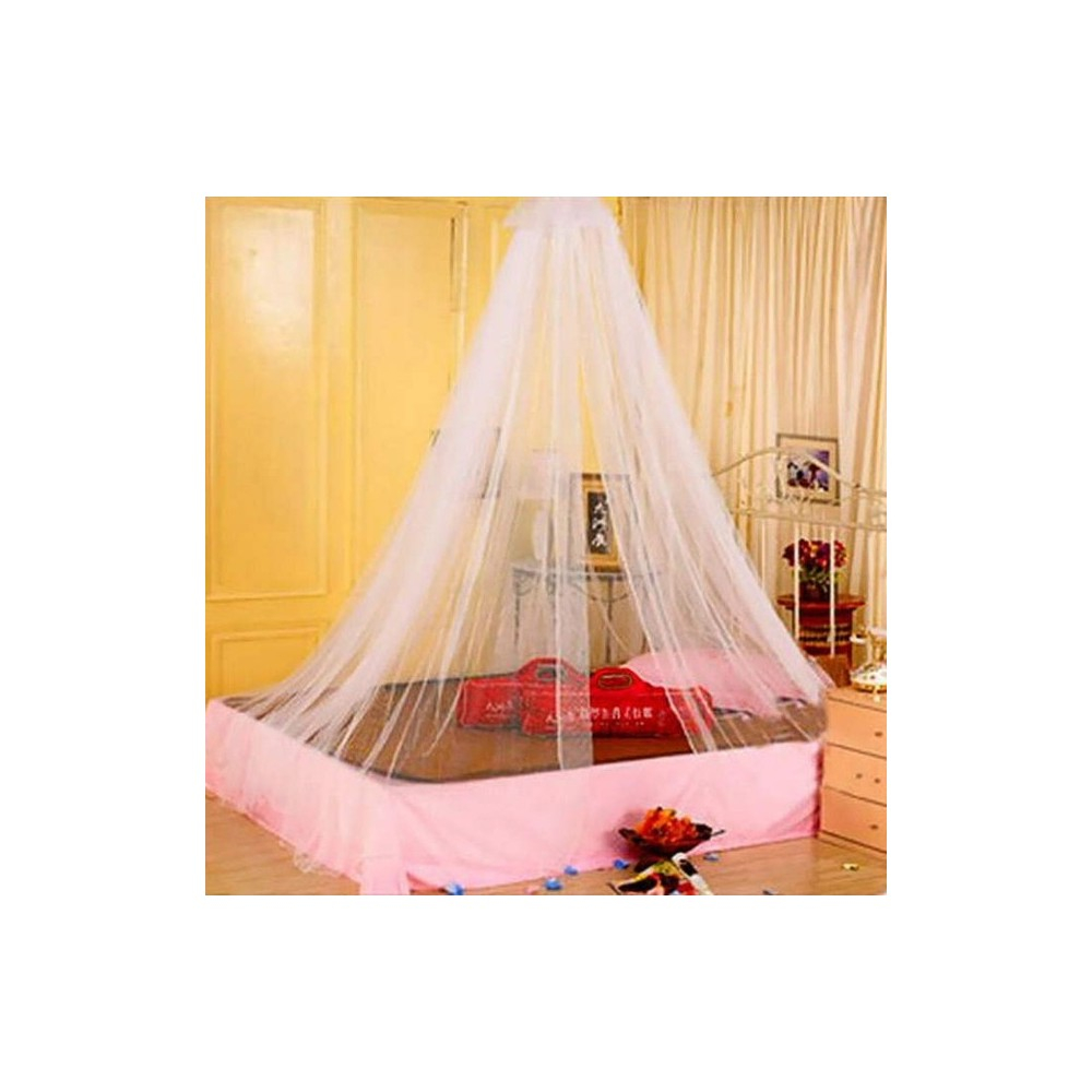1pcs Hot Worldwide Elegant Round Lace Insect Bed Canopy Netting