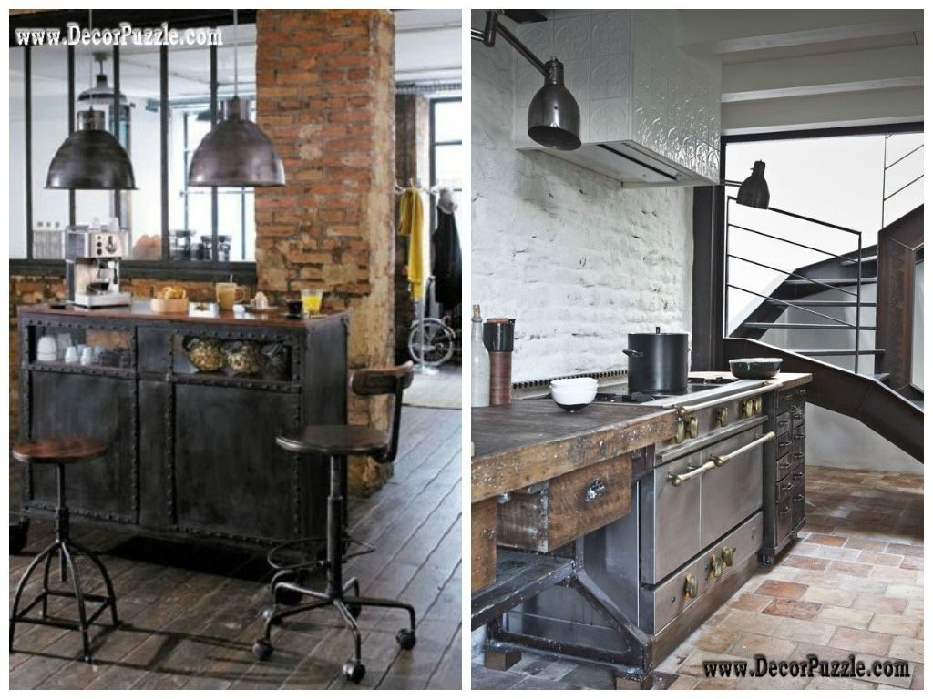 20 Aesthetical Industrial Decor Ideas For Home Design Best Home