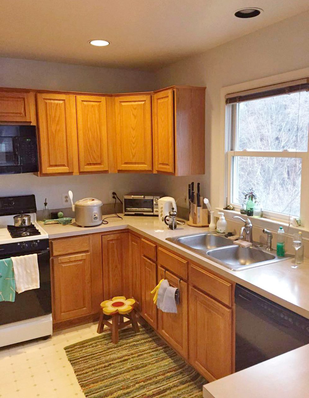 20 Unbelievable Before And After Kitchen Makeovers