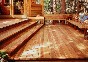 Different Types of Redwood Decks