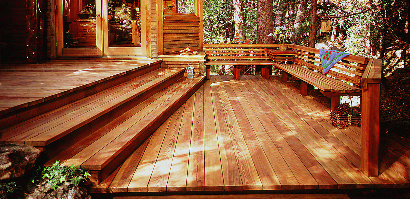 22 Redwood Decks Pergolas Pictures