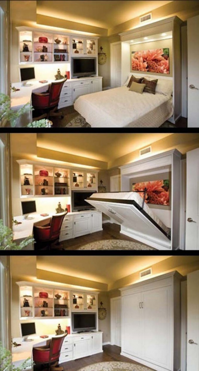 23 Simple Space Saving Bedroom Ideas That Make A Real Impact
