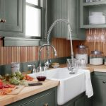 Rustic Country Kitchen Color Schemes