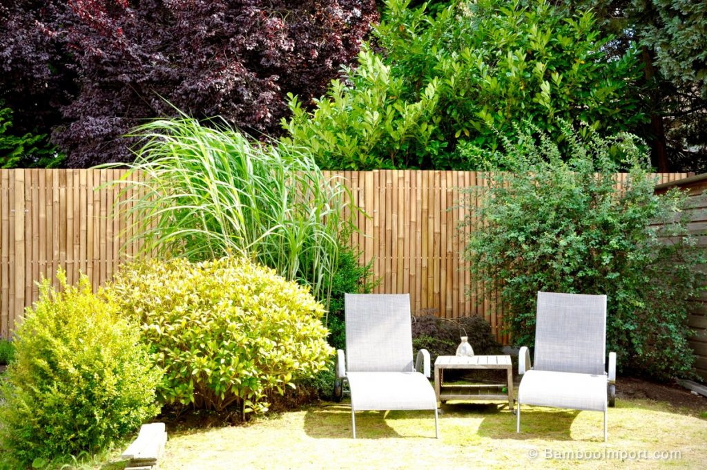 25 Bamboo Fencing Ideas For Garden Terrace Or Balcony