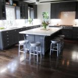 25 Traditional Dark Kitchen Cabinets Kitchen Grey Kitchen