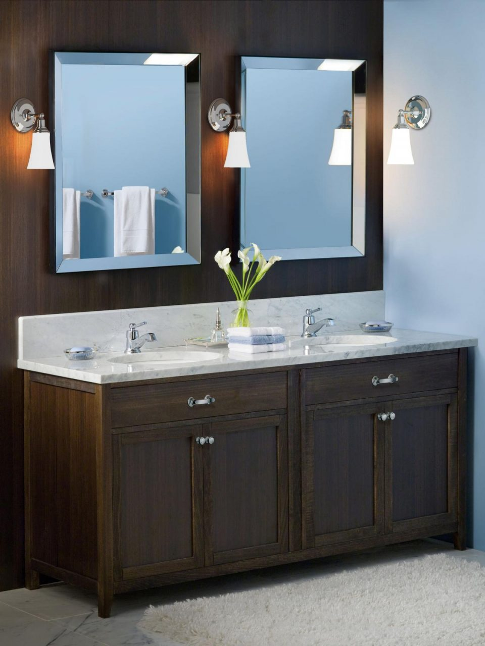 28 Most Killer Blue Bathroom Vanity Colors And Finishes Tranquil
