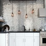 Industrial Kitchen Tile Backsplash