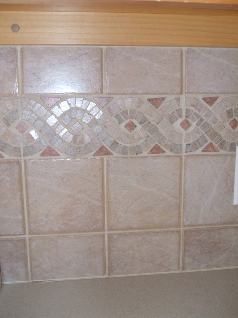 30 Magnificent Ideas And Pictures Of 1950s Bathroom Tiles Mosaic