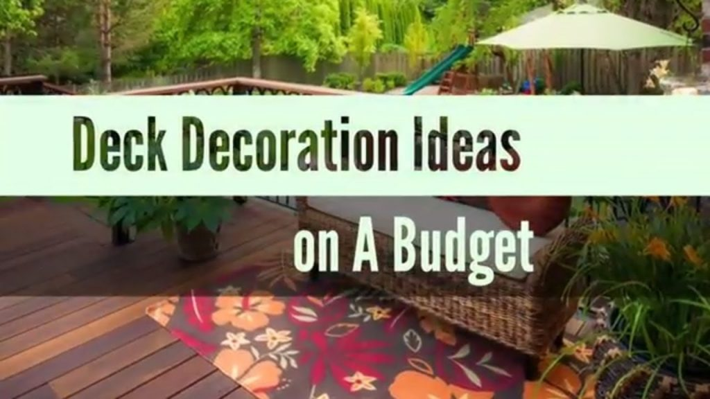 31 Awesome Deck Decorating Ideas On A Budget How To Decorate A