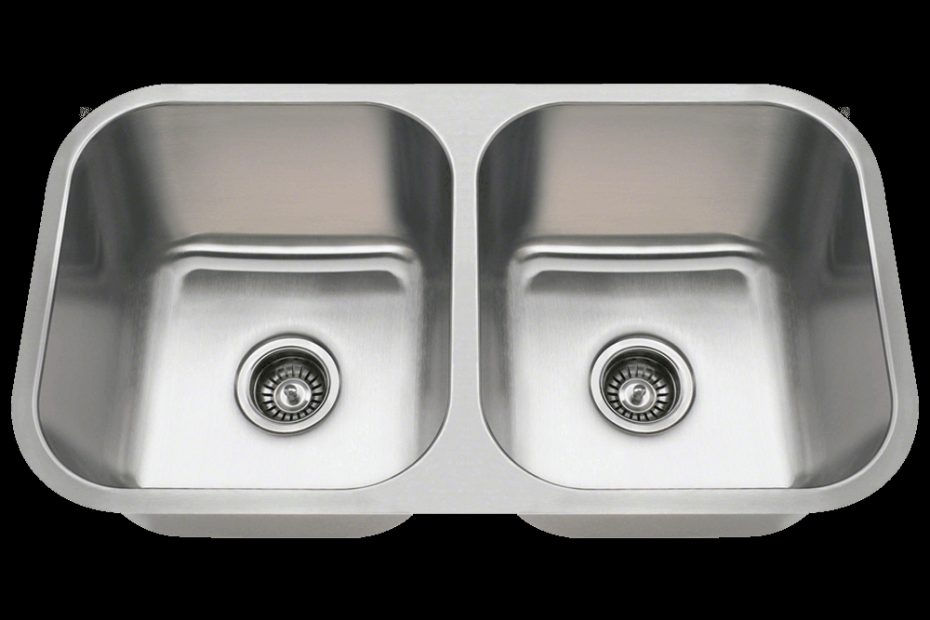 3218a Double Bowl Undermount Stainless Steel Sink