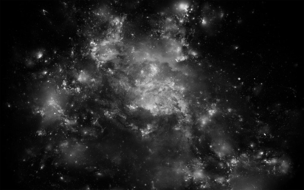 35 Black And White Space Wallpapers Download At Wallpaperbro