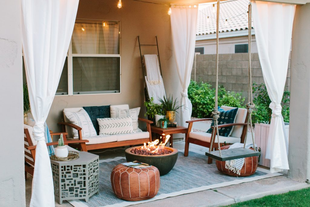 35 Inspiring Patio Ideas To Upgrade Your Outdoor Furniture Decor