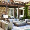 Outdoor Pool Patio Decor