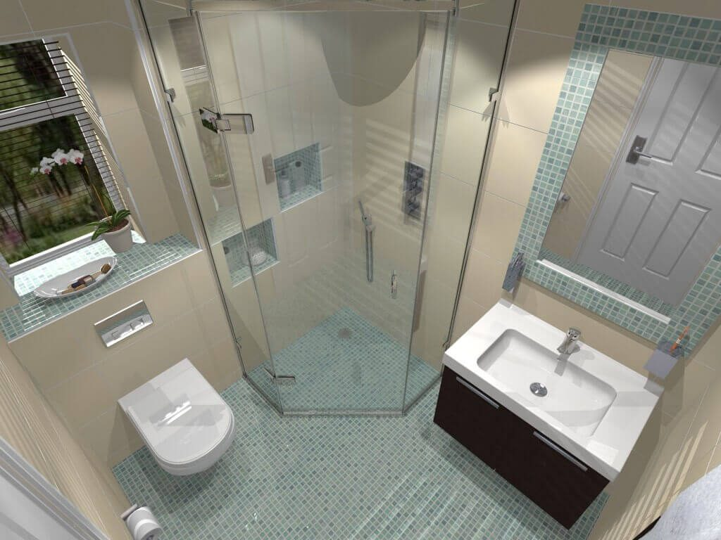 4 Trendy Design Tips For Small Ensuite Bathrooms Kitchen