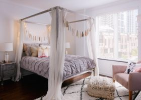 Four Poster Bed Canopies