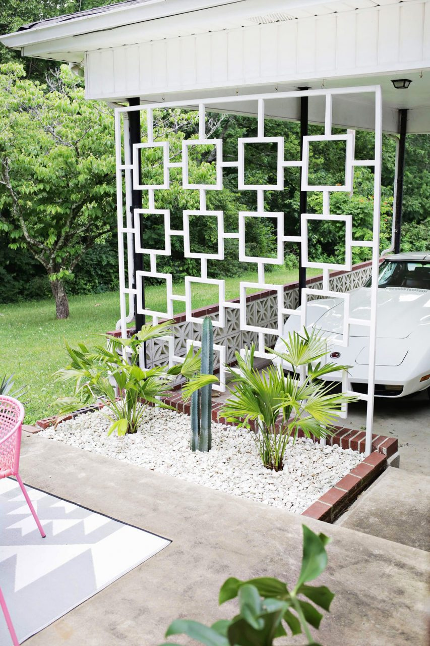 40 Diy Homemade Structures To Plant Vines Trellis Arbor Pergola