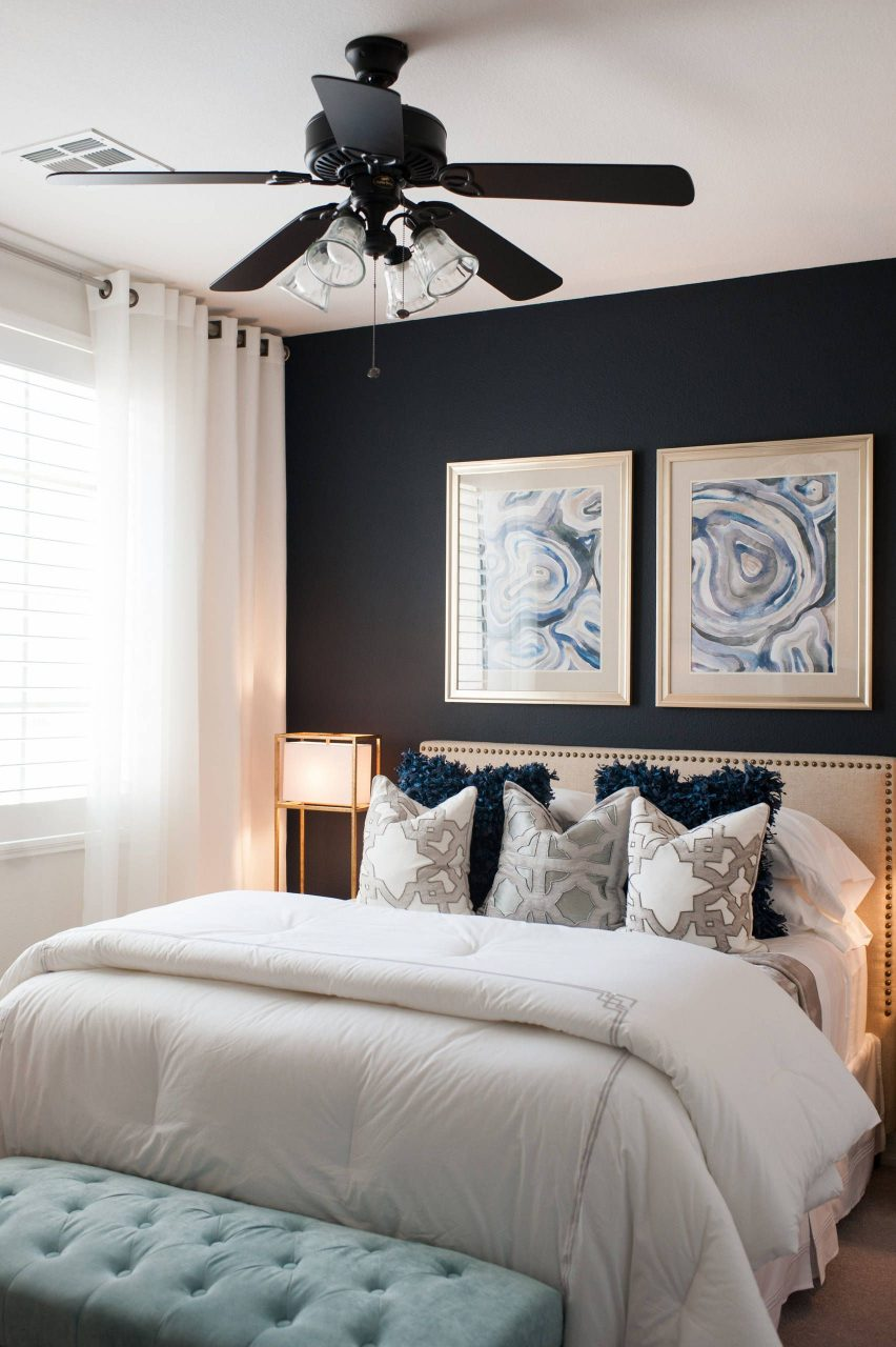 40 Small Bedroom Designs And Ideas Wall Paint Colors Plus Small