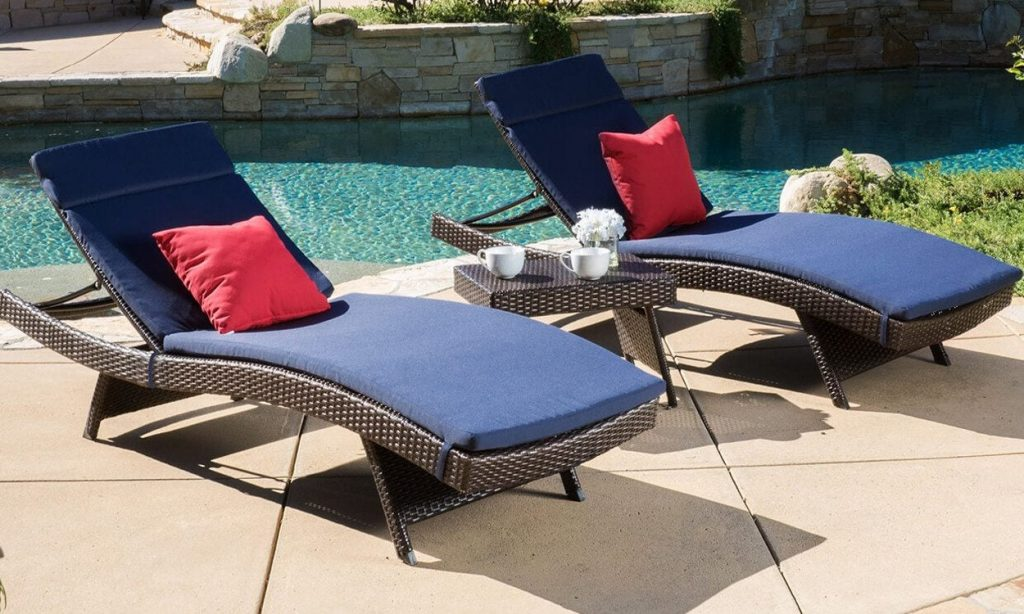 5 Types Of Pool Furniture For A Backyard Oasis Overstock