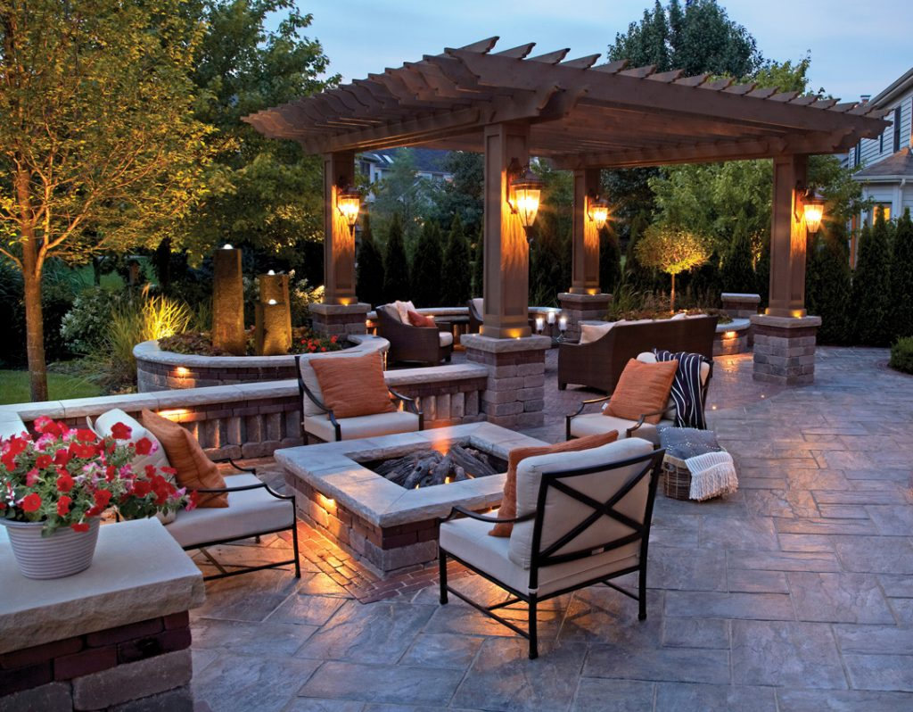 50 Best Outdoor Fire Pit Design Ideas For 2019