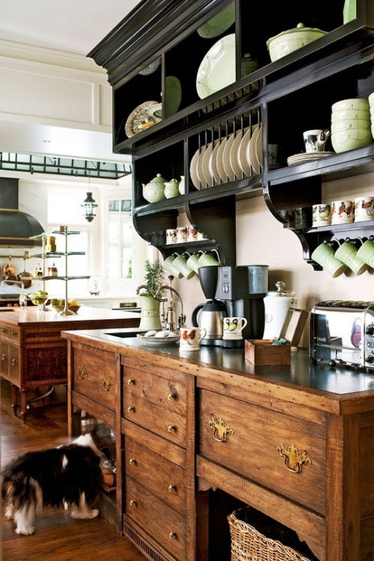 60 English Country Kitchen Decor Ideas 27 English Cottage