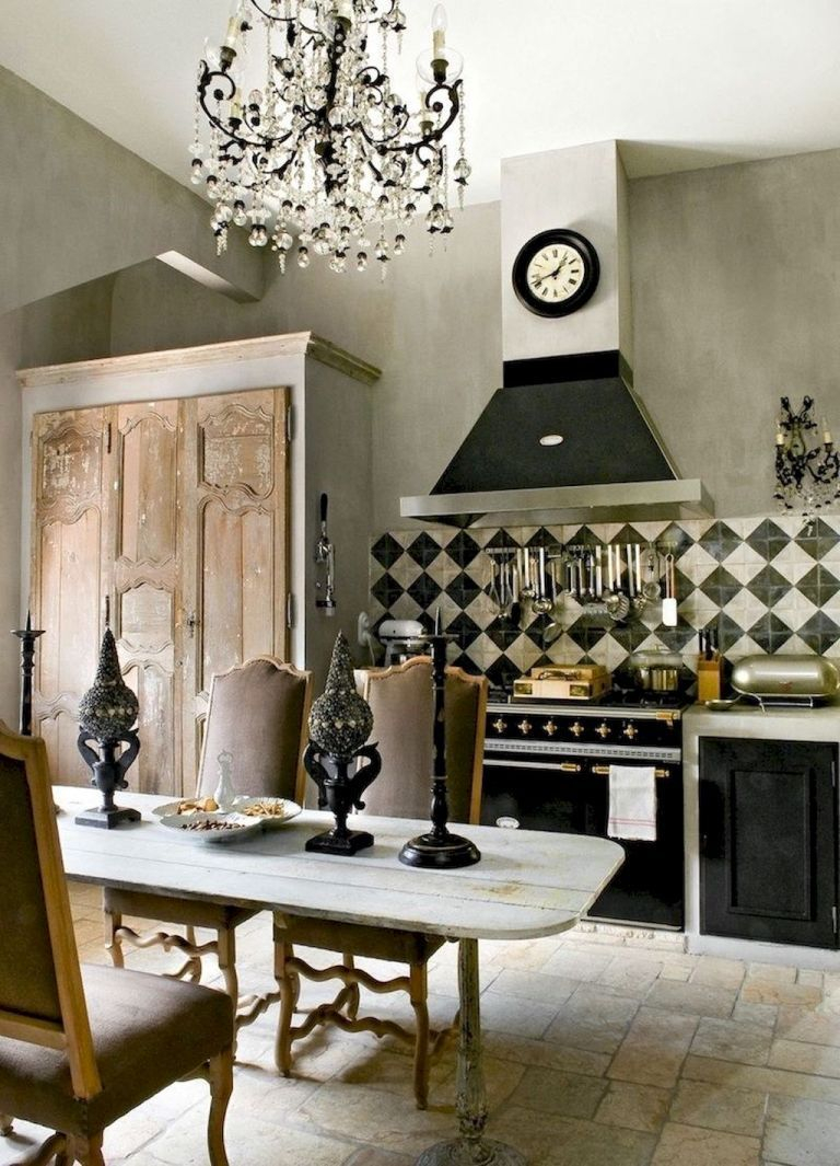 63 Simple French Country Kitchen Decor Ideas In 2019 Heart Of The
