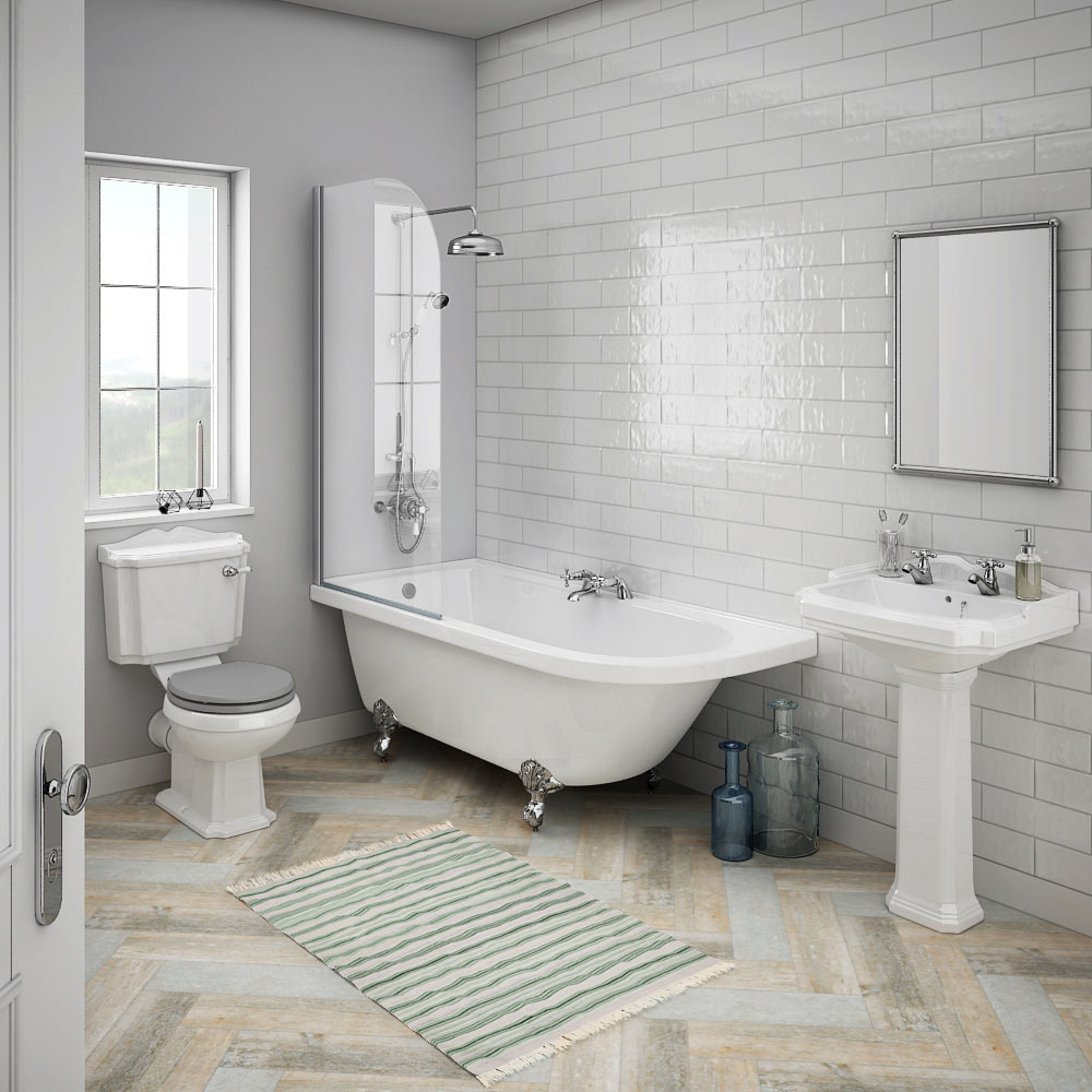 7 Traditional Bathroom Ideas Victorian Plumbing